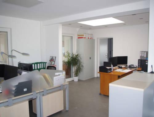 Nos bureaux font peau neuve !